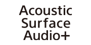 Acoustic Surface+ -logo