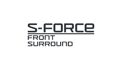 S-Force Front Surround -logo