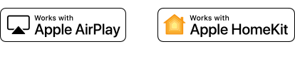 Apple AirPlay-/Apple HomeKit -logo