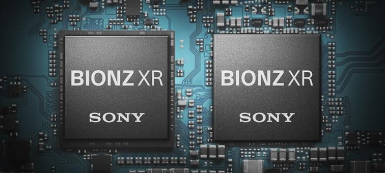Kuva BIONZ XR -kuvaprosessorista