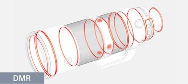 Kuva tuotteesta FE 200–600 mm:n F5,6–6,3 G OSS