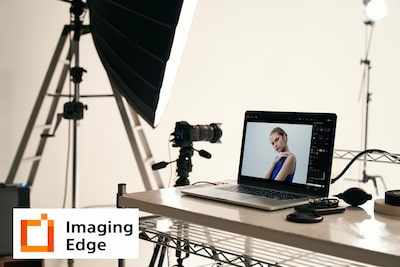Imaging Edge™ Remote, Viewer ja Edit