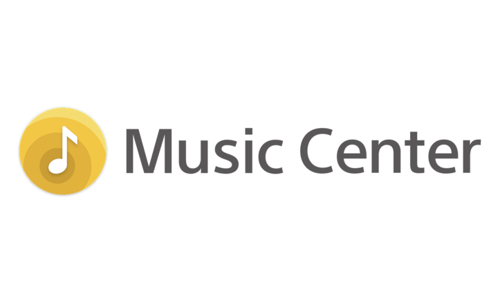 Sony | Music Center -logo