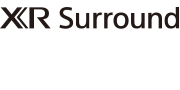 XR Surround -logo