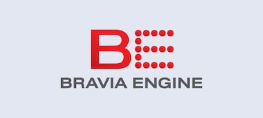 BRAVIA ENGINE -logo