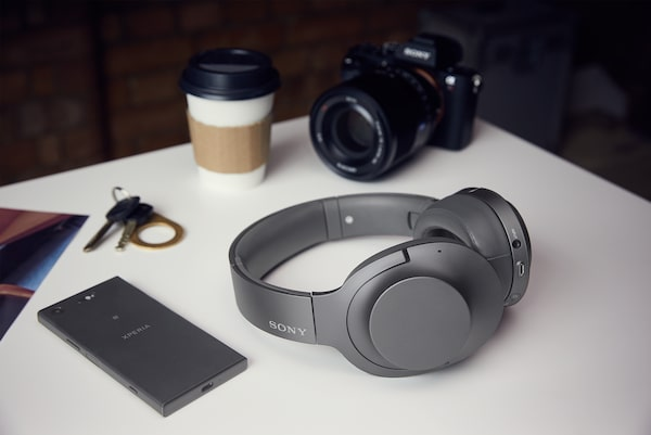 Sony | Headphones Connect -sovellus