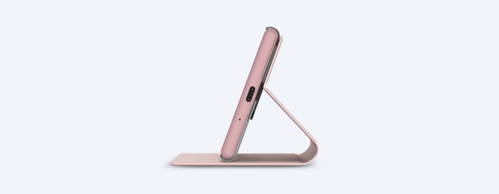 Kuvia tuotteesta Xperia XZ1 Style Cover Stand SCSG50