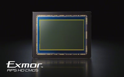 Exmor® APS HD CMOS -kenno